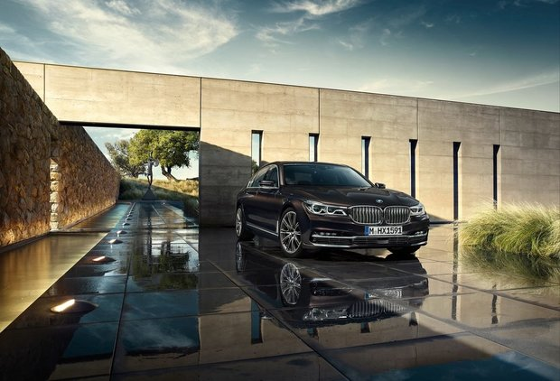 New BMW 7 Series : the Very Best in Every Way