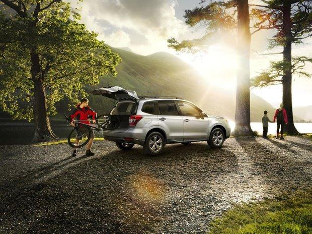 Subaru Forester 2016 - Conduite de tous les jours