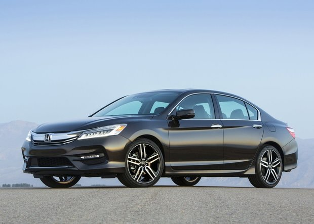 2016 Honda Accord - Variation on a theme