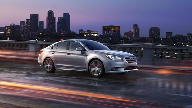 2016 Subaru Legacy: the Mid-Size Sedan that Offers More