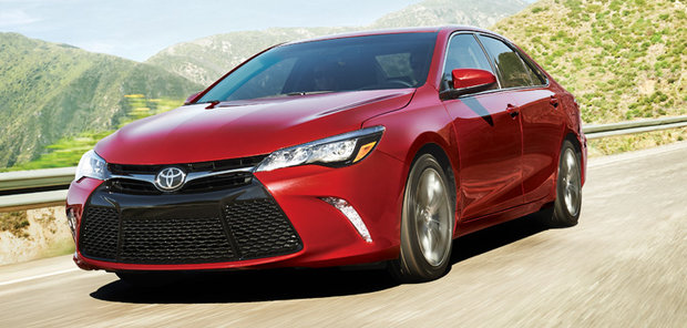 2016 Toyota Camry: Surprising in all the Right Ways