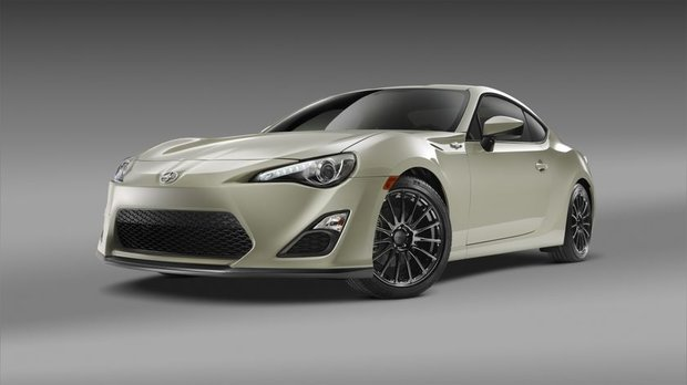 Scion Pairs Sport & Style with the 2016 Scion FR-S Release Series 2.0