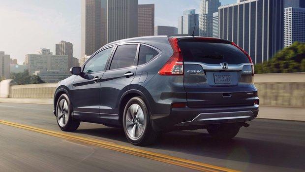 2016 Honda CR-V: It Can Do it All