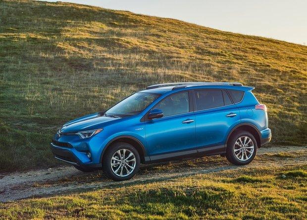 2016 Toyota RAV4: Upgrades and Improvements