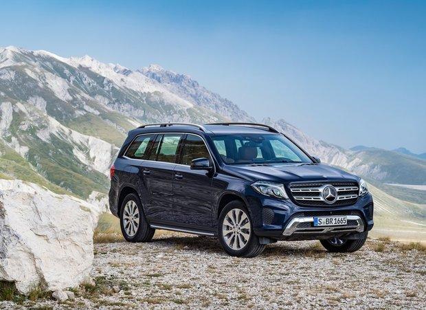2017 Mercedes-Benz GLS: Rugged Luxury
