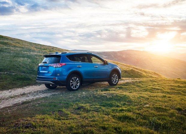 2016 Toyota RAV4:  Still Ahead in the Compact SUV Segment