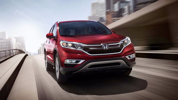 2016 Honda CR-V: Bold and Practical