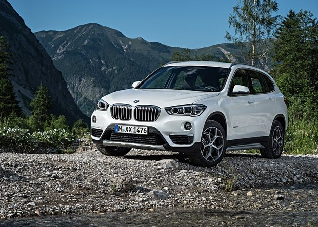What They are Saying About the New 2016 BMW X1