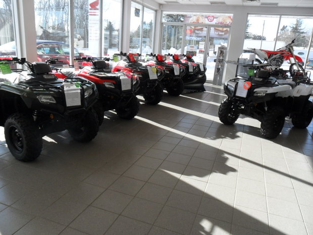 HONDA ATV CUSTOMER APPRECIATION