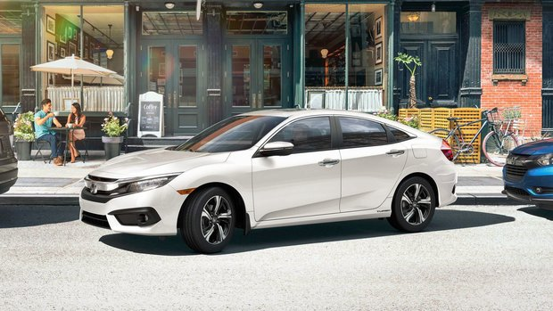 The 2016 Honda Civic is the North American Car of the Year