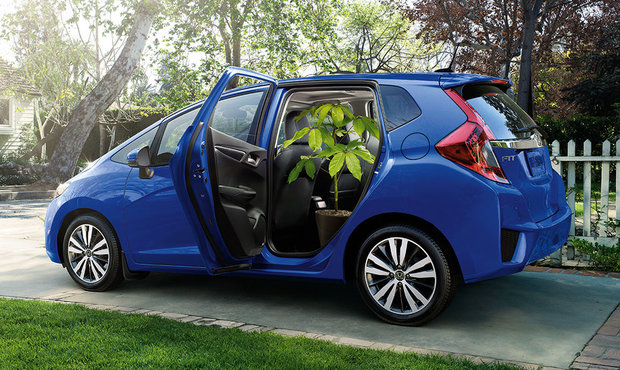 2016 Honda Fit: upgraded and still ahead of the pack