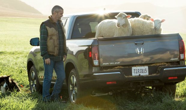 Superbowl 50; Ridgeline 'A New Truck to Love'