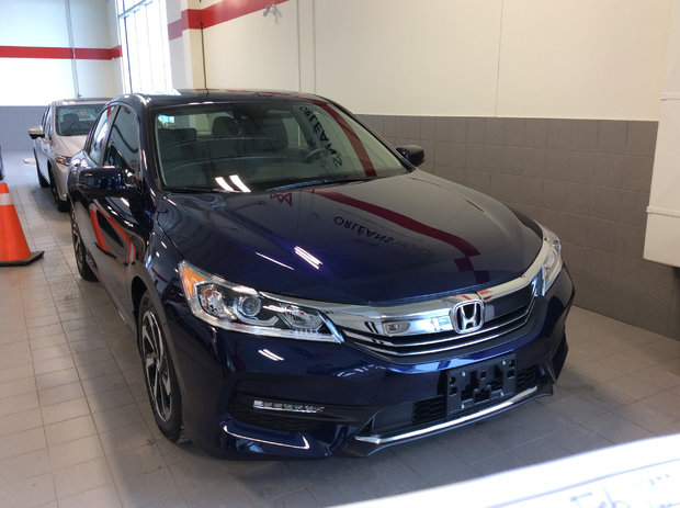 Our new accord