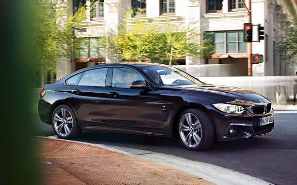 2016 BMW 4-Series: the Definition of Style and Luxury