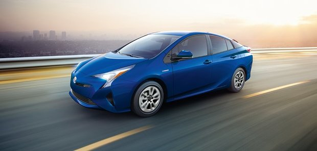 2016 Toyota Prius - A Fourth Generation with some Bite