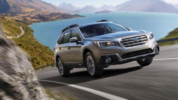 Subaru Outback 2016 : robuste et polyvalente