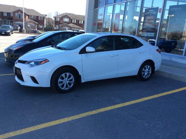 New Kingston Toyota customer