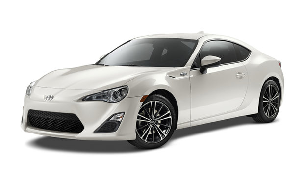 Modernized Scion FR-S promised with Toyota badge