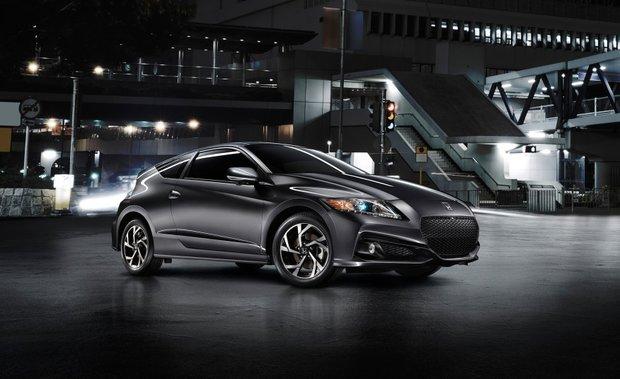2016 Honda CR-Z: Elegant, Efficient, and Eco-Friendly!
