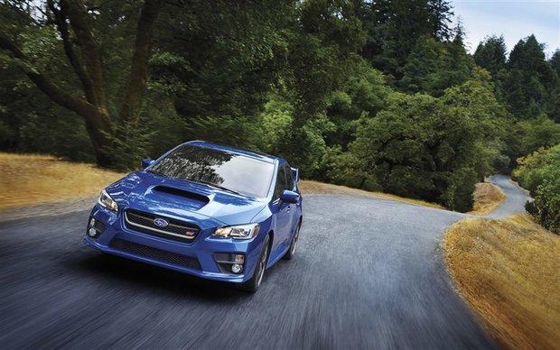 2017 Subaru WRX: Legendary Performance in a Practical Package