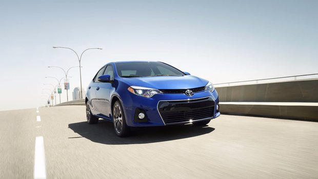 The 2016 Toyota Corolla Still Turning Heads in Ottawa