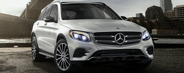 Come Drive the 2016 Mercedes-Benz GLC in Ottawa Today