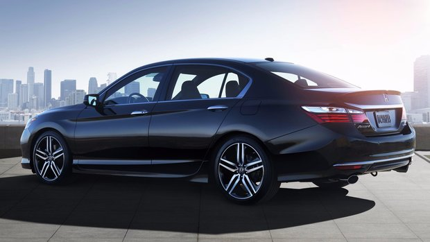 Honda Accord Berline 2016 : impressionnante