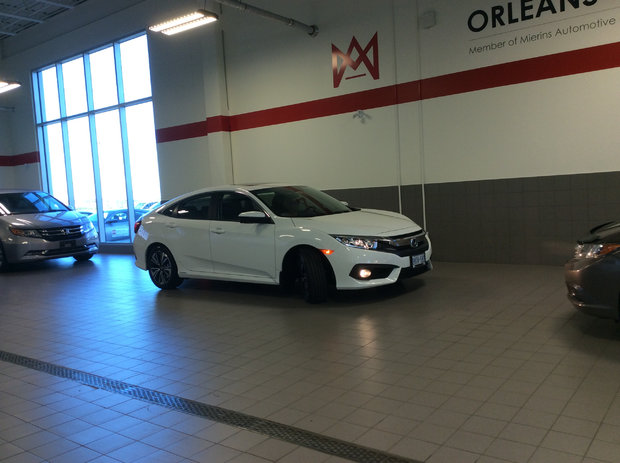 My new civic