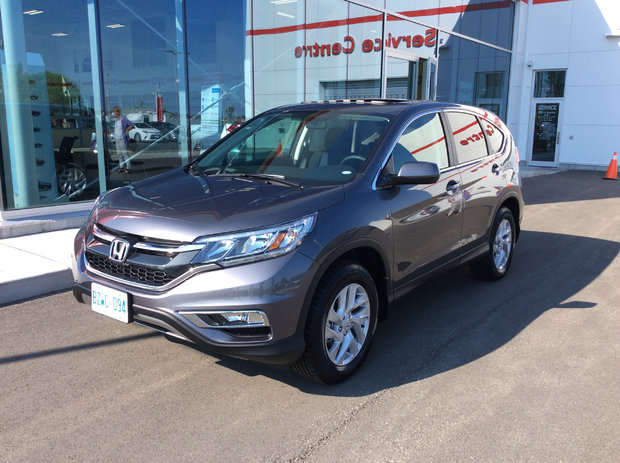 My New CR-V EX