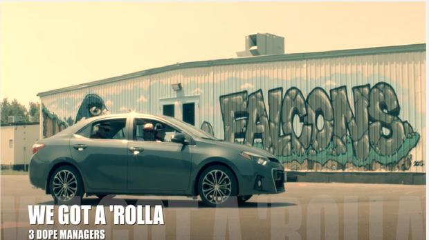 We Got a Rolla !!