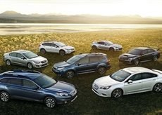 Best month of June ever for Subaru sales in Canada