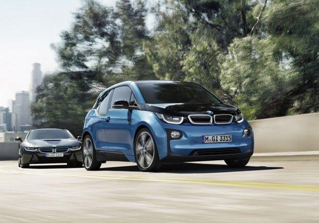 Cinq choses à savoir sur la nouvelle BMW i3 2017 qui s'approche du Canada