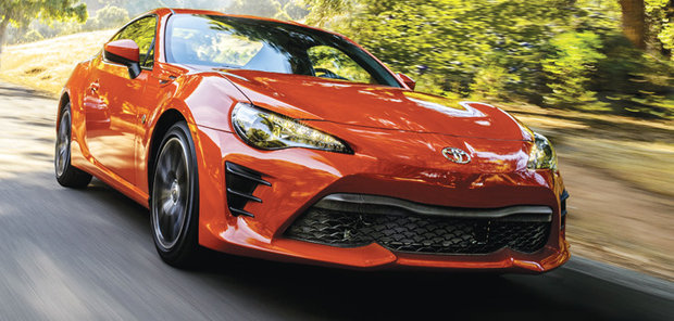 2017 Toyota 86: the Name has Changed but Not the Fun