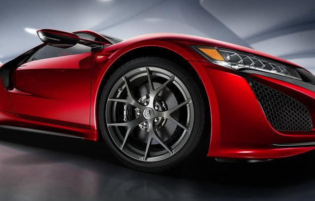 L'histoire de l'Acura NSX