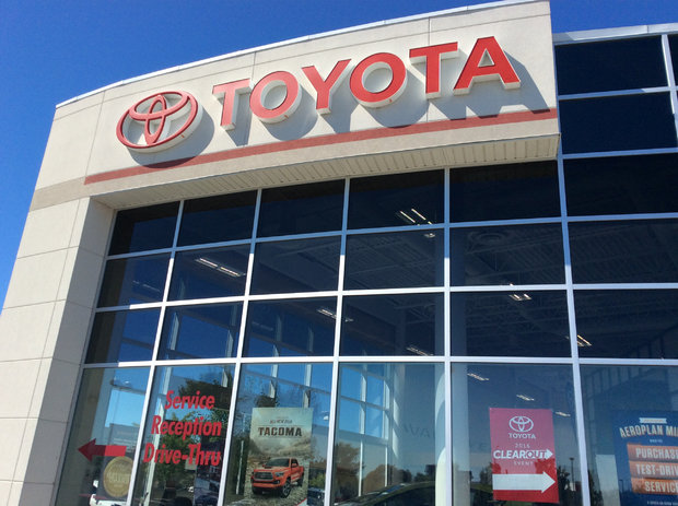 We love our Toyota Avalon