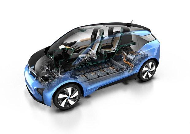 Cinq améliorations pour la BMW i3 2017
