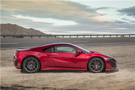 Michelle Christensen: The woman behind the 2017 Acura NSX