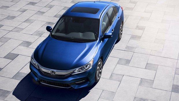 2017 Honda Accord Sedan: the Classiest Midsize Sedan in Ottawa, Ontario