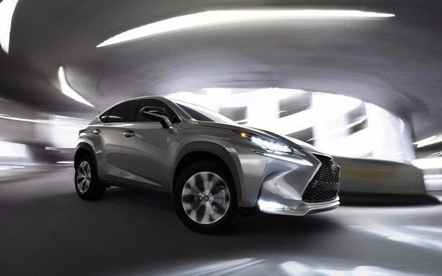 2016 Lexus NX - Striking New Kid in Town