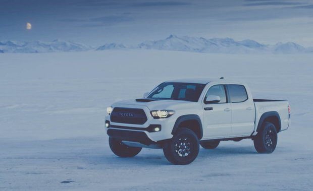 2017 Toyota Tacoma TRD Pro - Three Letters That Pack a Punch