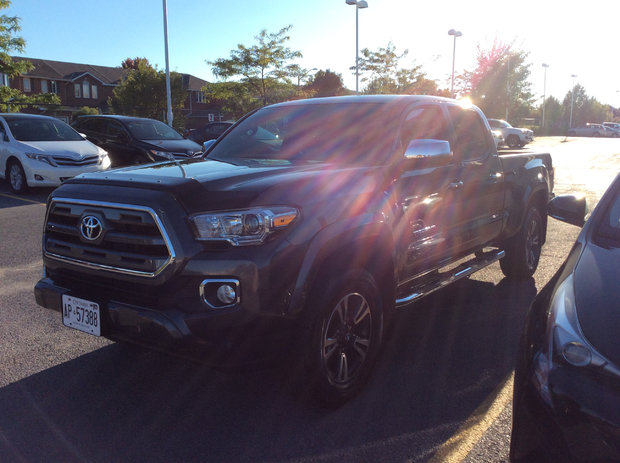 Our second Tacoma