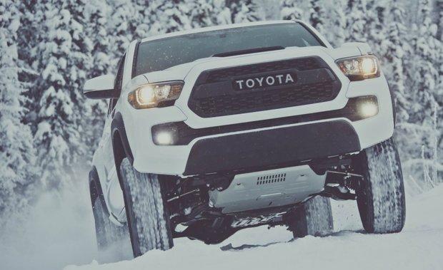 2017 Toyota Tacoma TRD Pro - King of the Unbeaten Path