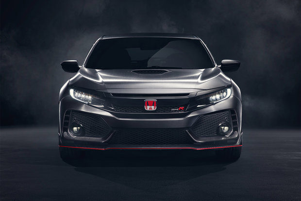 Paris Motor Show: Honda finally unveils the Civic Type R