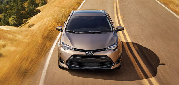 2017 Toyota Corolla LE-How to Pair a phone.