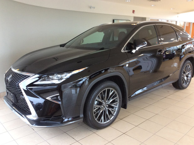 Lexus 350 Fsport *Sales Department*