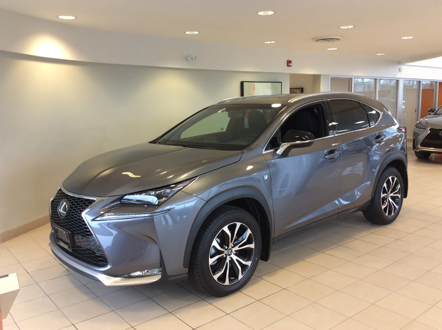 New NX200t *Sales Department*