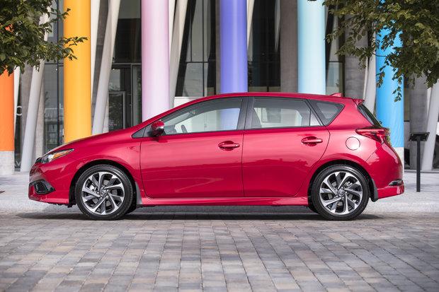 Experience true adventure in the 2017 Toyota Corolla iM