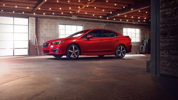 Ce qu'il faut savoir sur la Subaru Impreza 2017