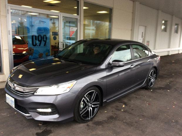 Honda #5!