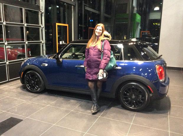5-door 2016 Mini